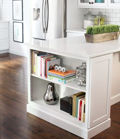 Great Ideas from HOUZZ Kitchen Island Ends – Shannon Bell ...
